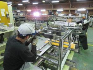 塗装・表面処理・仕上(協力工場)
